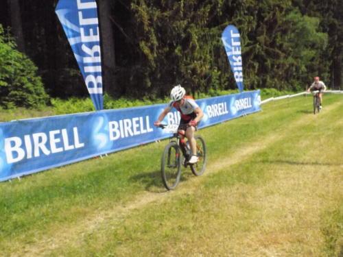 Birell MTB maraton, Nové Město na Moravě 26.5. 2018