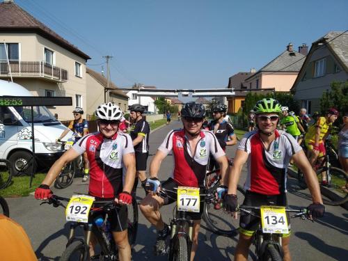 Moravský bikemaraton, Leština u Zábřehu 31.8. 2019