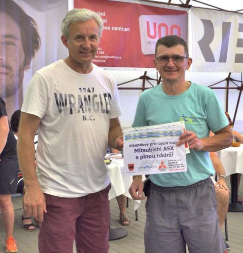 Cyklomaraton Česká Třebová 30.6. 2019
